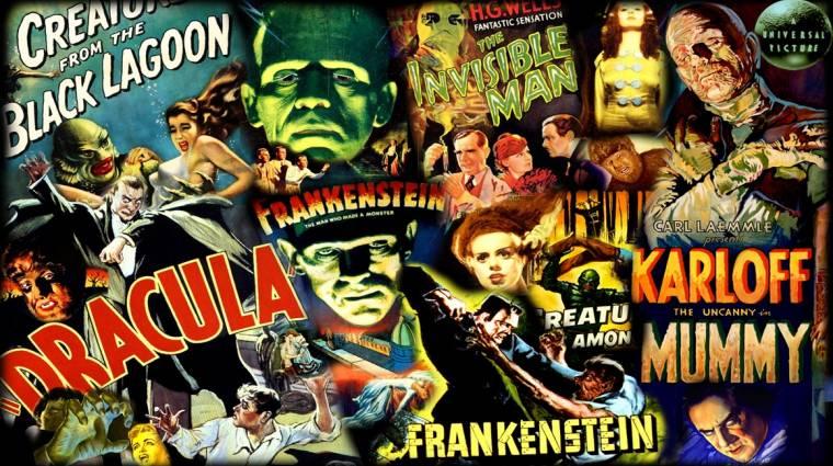 Önálló filmek lesznek az Universal szörnyuniverzumának tagjai kép