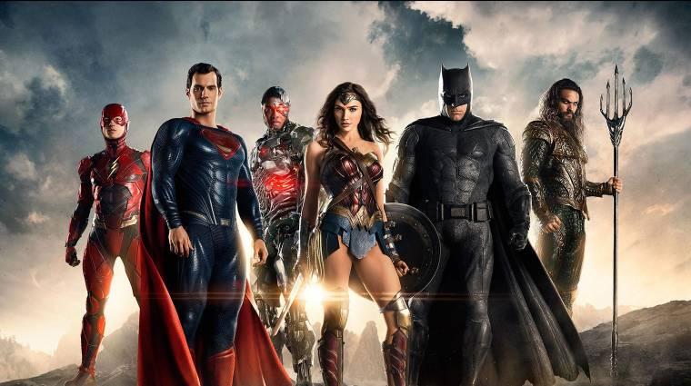 Így jelentette be Zack Snyder Az Igazság Ligája rendezői változatát bevezetőkép