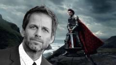 Zack Snydernek egy mondahű Artúr király film elkészítése is a tervei között van kép