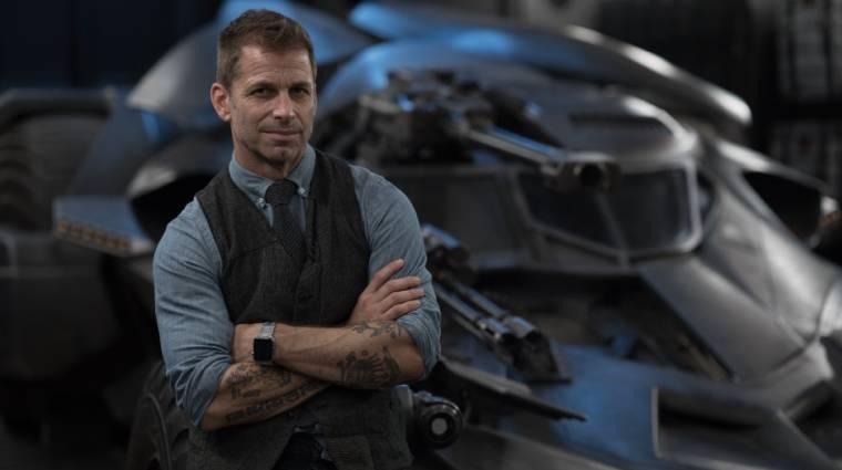 Az igazság krónikája: Zack Snyder útja a DC-ben Az acélembertől Az Igazság Ligája rendezői változatáig bevezetőkép