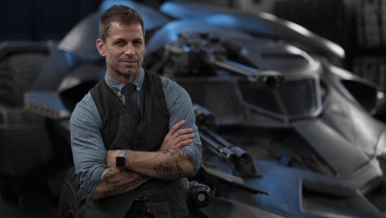 Az igazság krónikája: Zack Snyder útja a DC-ben Az acélembertől Az Igazság Ligája rendezői változatáig fókuszban