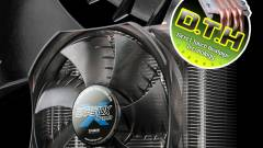 CNPS10X Optoma AMD és Intel CPU-khoz a Zalmantól kép
