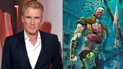 Dolph Lundgren is csatlakozott az Aquamanhez kép