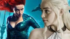 Petíció indult azért, hogy az Aquaman 2 főhősnőjét Emilia Clarke-ra cseréljék kép