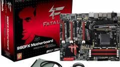 Fatal1ty 990FX alaplap az ASRocktól kép