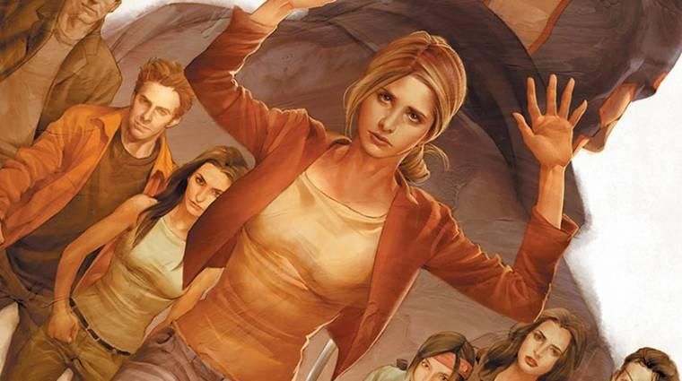 A Fox visszavette a Buffy jogait a Dark Horse Comicstól bevezetőkép