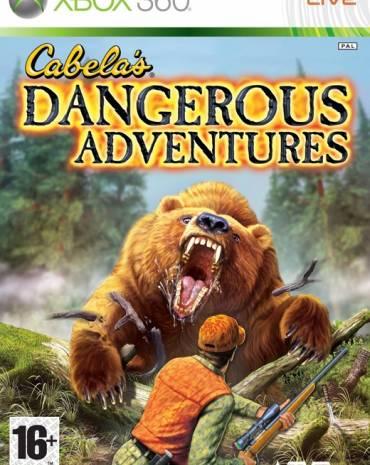 Cabela's Dangerous Adventures kép