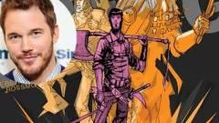 Chris Pratt ígéri, még láthatjuk a Cowboy Ninja Viking filmet kép