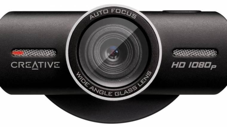 Creative Live! szériás webkamerák kép