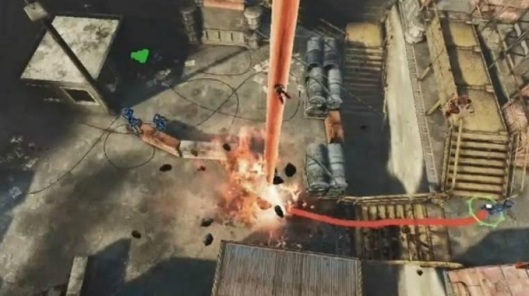 Gears of War Kinect - jön a kamerás RTS? bevezetőkép