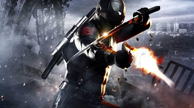Snake Eyes - csúszott a G.I. Joe spin-off premierje bevezetőkép