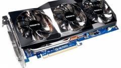 Megújult a Gigabyte GeForce GTX 470 OC kép