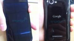 Tényleg jön a Google Nexus S kép