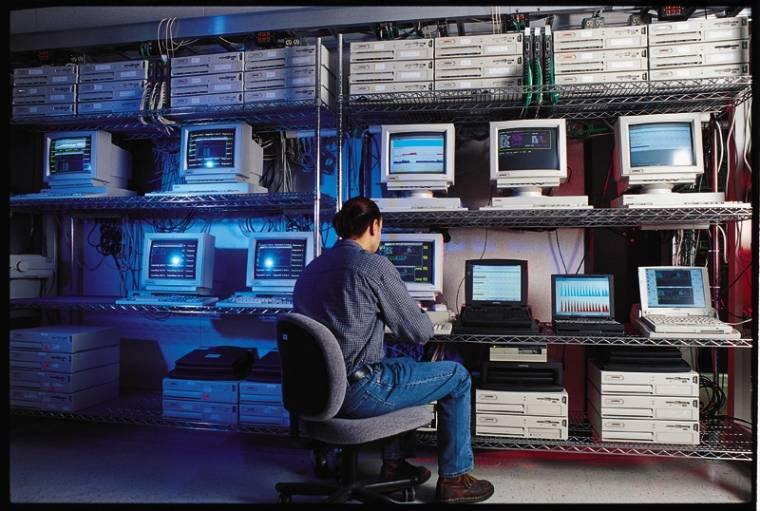 hp software tesztelés