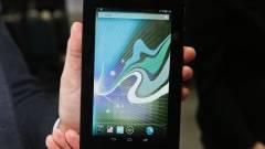 Androidra váltana a Hewlett-Packard kép