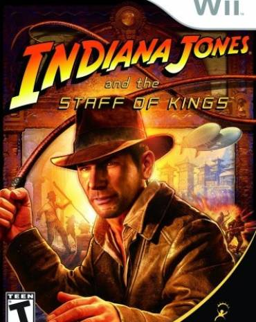 Indiana Jones and the Staff of Kings kép