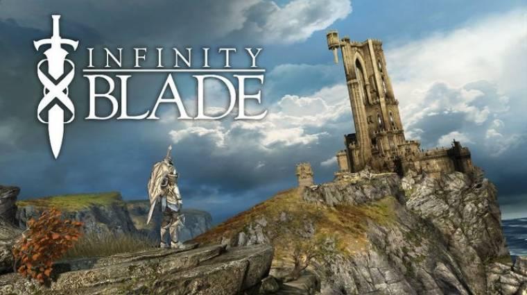 Infinity Blade - megjelenési dátum bevezetőkép