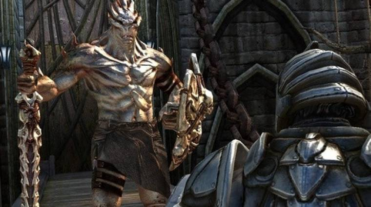 Infinity Blade - öt hónapig készült, új frissítés jön bevezetőkép