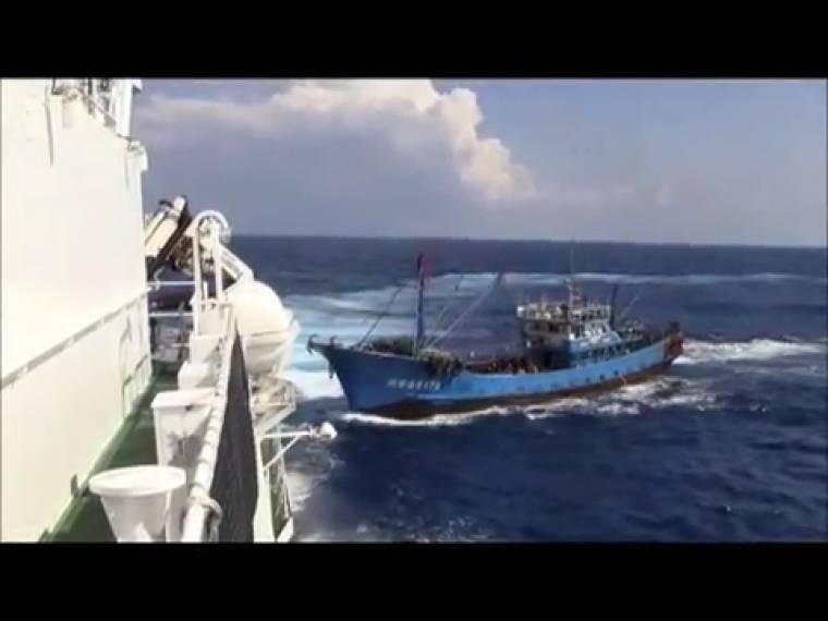 japán-kínai tengeri vita