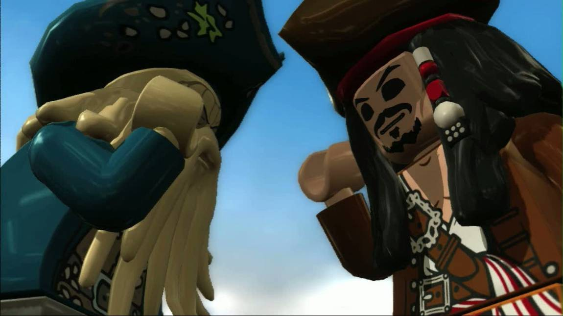 LEGO Pirates of the Caribbean: The Video Game bevezetőkép