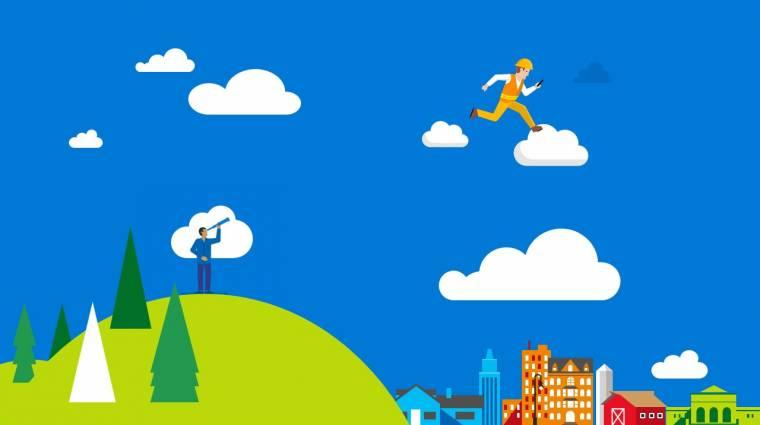 A Microsoft felhőjére is nagy hatással van a koronavírus kép