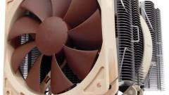 LGA2011-es CPU-hűtő a Noctuától kép
