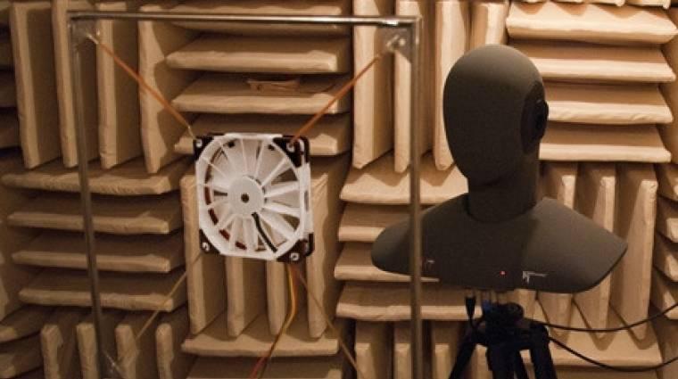 Zaj nélküli hűtőventilátor a Noctuától kép