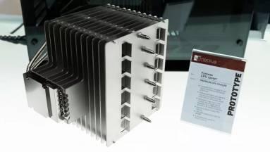 Már megint késik a Noctua passzív CPU-hűtője kép