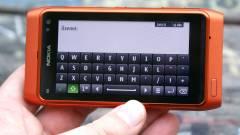 Nokia N8 teszt: finn űrhajó kép