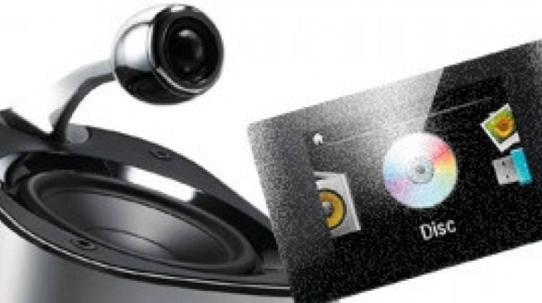 Philips MCD900 mikro Hi-Fi teszt kép