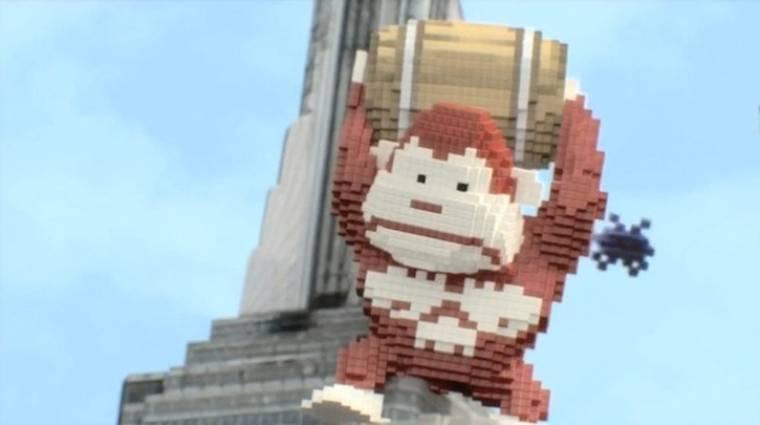 Pixels - itt az első kép a világmentő gamerekről bevezetőkép