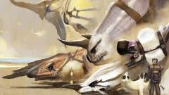 Project Draco - Panzer Dragoon Kinect-re kép