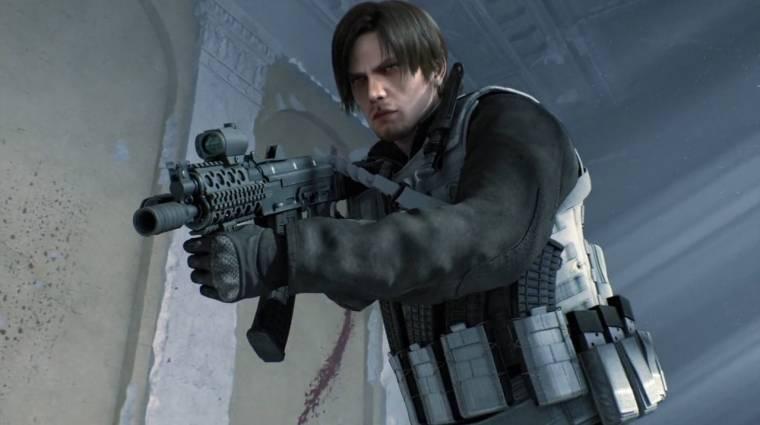 Új Resident Evil-film érkezik bevezetőkép