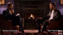 Napi büntetés: amikor Ryan Reynoldsot a saját ikertestvére szivatja kép