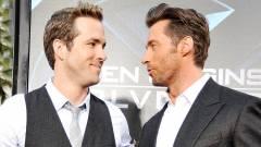 Hugh Jackman hibátlanul trollkodta meg Ryan Reynoldsot kép
