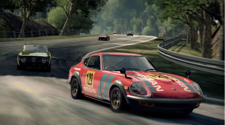 [Update] Shift 2 Unleashed: ingyenes SpeedHunters & Legends DLC + trailer bevezetőkép