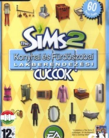 The Sims 2: Kitchen And Bath Stuff kép
