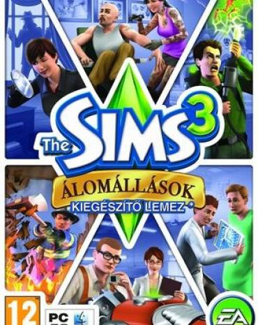 The Sims 3: Ambitions kép