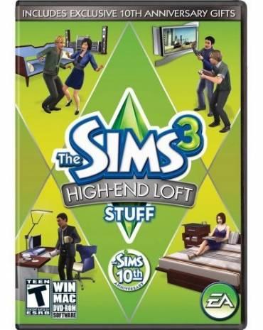The Sims 3: High-End Loft Stuff kép