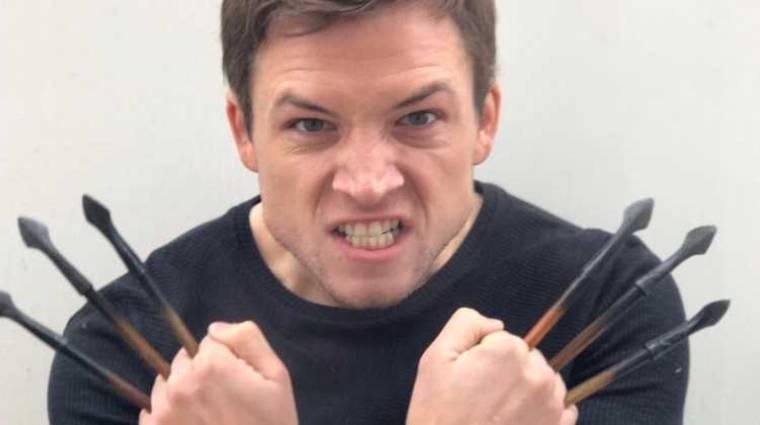 Taron Egerton reagált a Wolverine pletykákra bevezetőkép