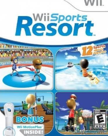 Wii Sports Resort kép