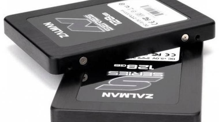 SSD-meghajtók a Zalmantól kép