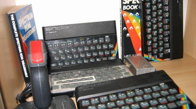 Boldog 30. születésnapot ZX Spectrum! kép