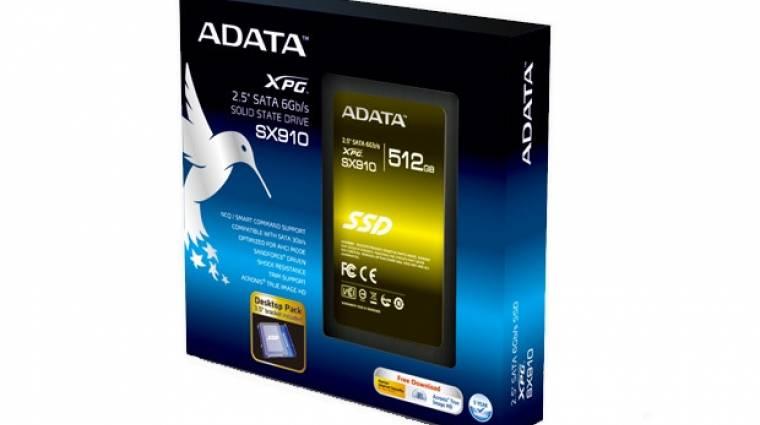 Újabb SSD-széria az A-DATA-tól kép