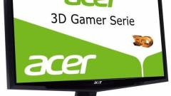 Új 3D-s monitor az Acertől kép