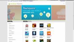 Android Market: filmekkel, zenékkel és könyvekkel kép