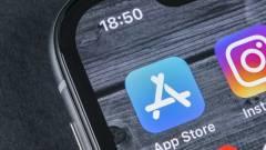 Az App Store-adó megfelezését követelik a kiadók kép
