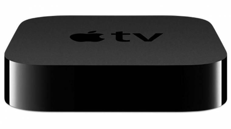 Közös Apple-Sharp fejlesztésű iTV jön? kép