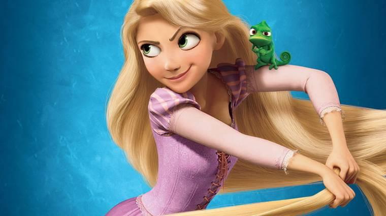 Élőszereplős Aranyhaj adaptáción dolgozik a Disney bevezetőkép