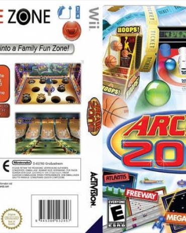 Arcade Zone kép